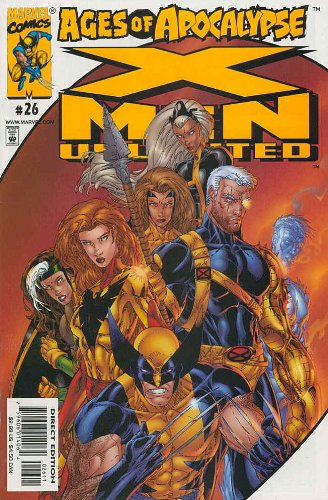 Download X-Men Unlimited (1993 1st Series) #26 ebook