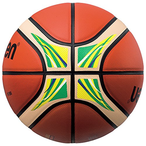 Molten FIBA Special Edition Basketball (Official), Size 7