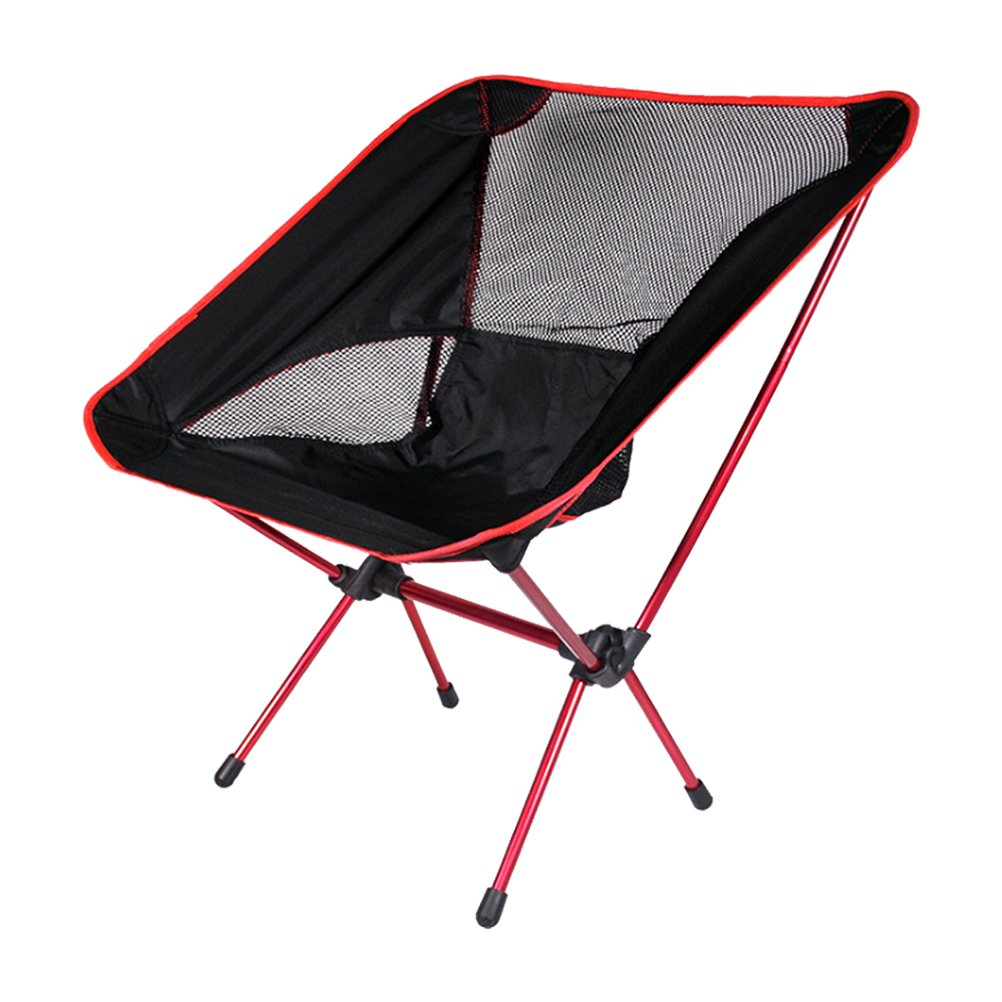 Zhhlaixing Portable Fishing Camping Folding Chair KR-OF5S01103B