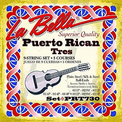 LaBella L730 Tres Cubano String Set