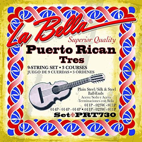 LaBella L730 Tres Cubano String Set Cubano Set