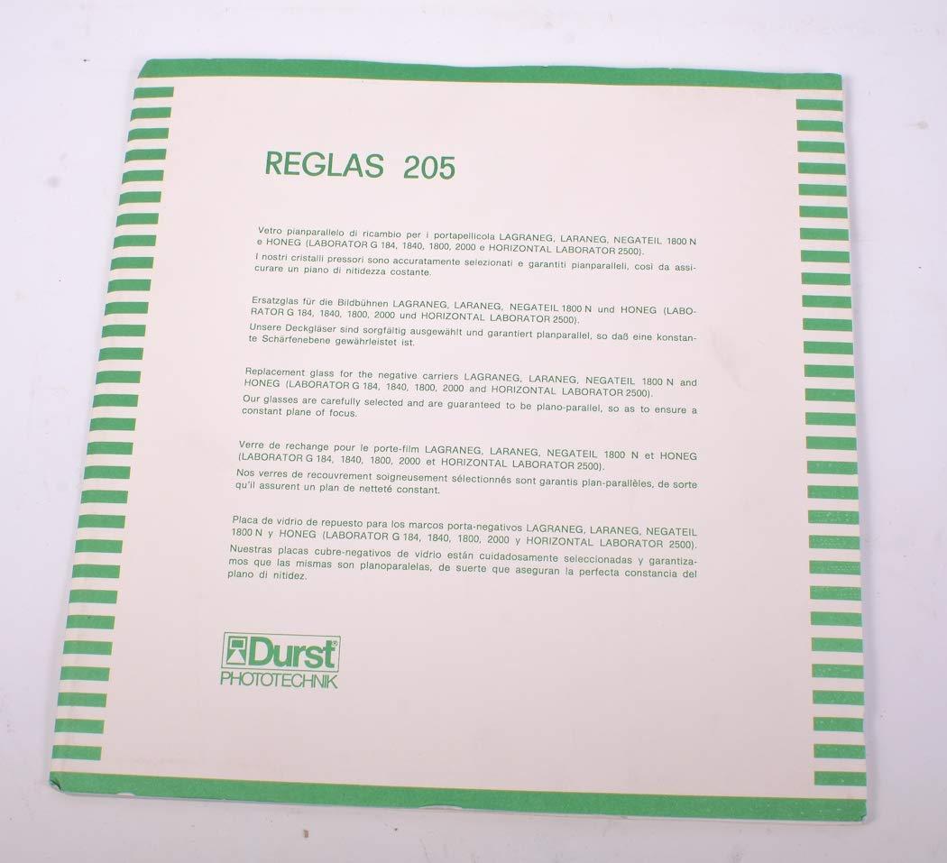 Durst REGLAS 205 CLEAR GLASS, New