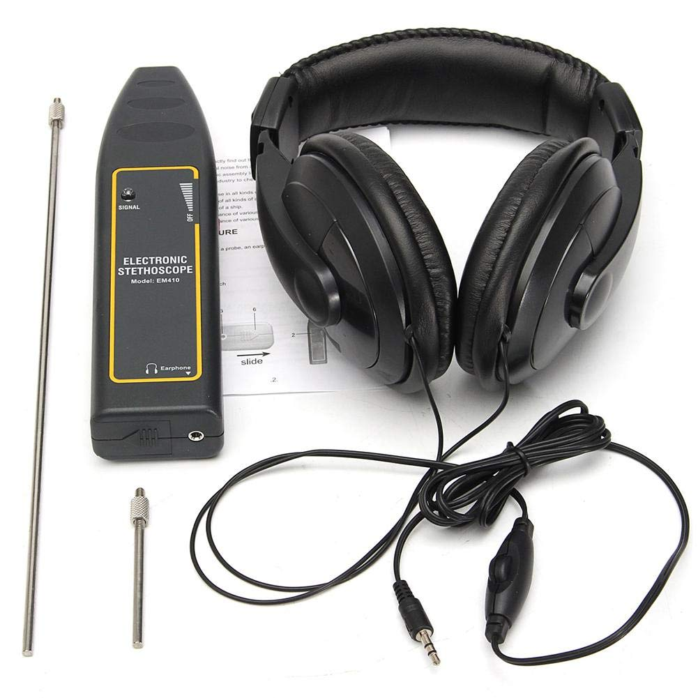 anne210 Electronic Stethoscope Repairer Vehicle Engine Stethoscope Tool Noise Detection Car Repairer for Car Truck by anne210 (Image #3)