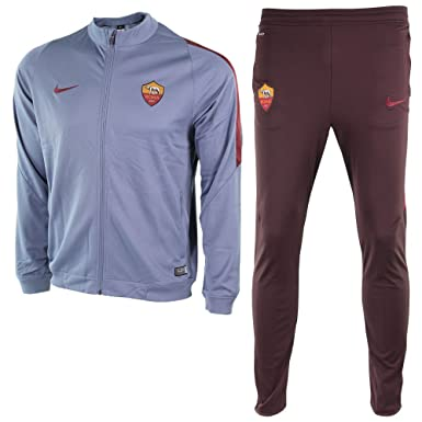 Nike Roma Rev B Knt Tracksuit - Chándal AS Roma 2015/2016 para ...