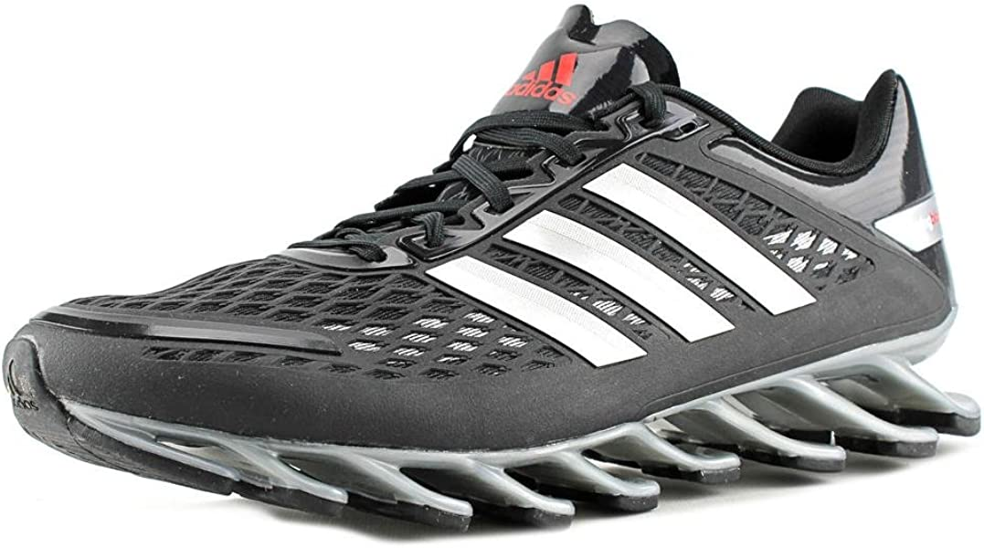 Amazon Com Adidas Springblade Razor Men S Sneakers Black Light