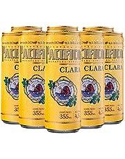 Cerveza Mexicana Pacífico Clara 24 latas de 355 ml