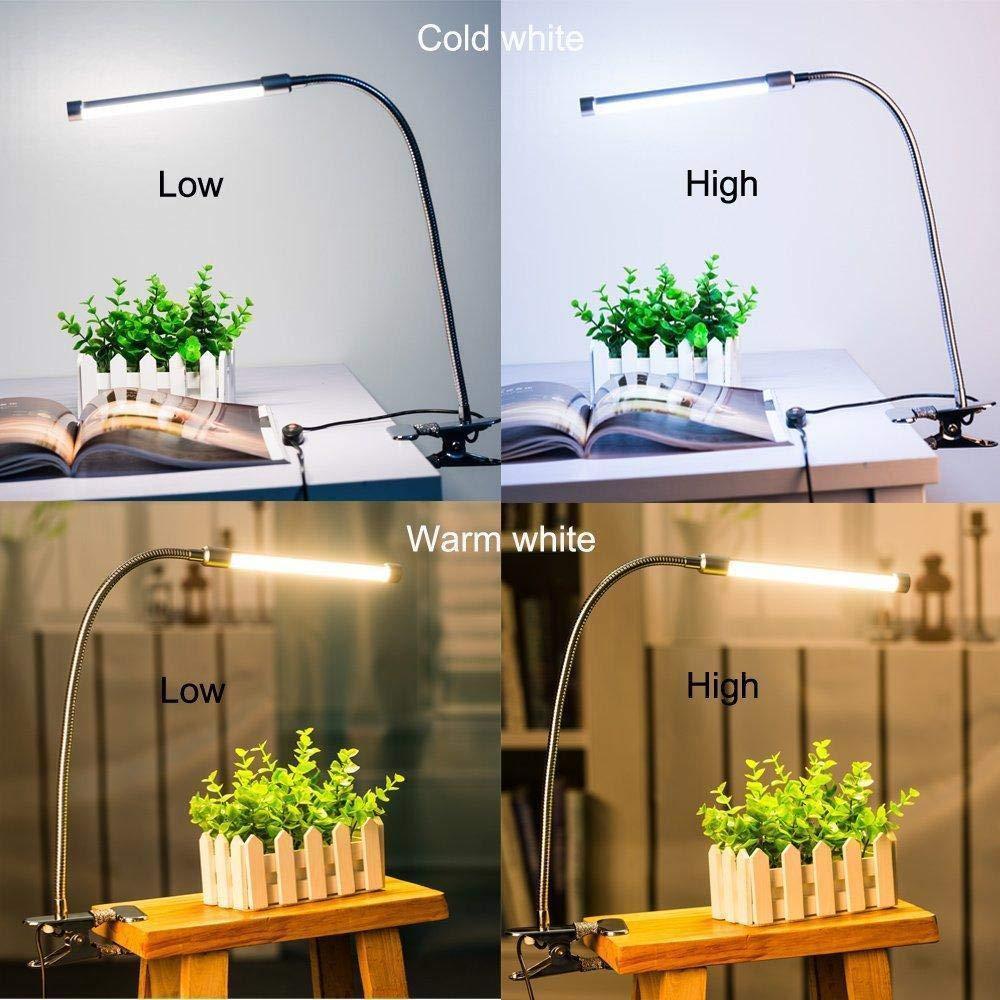 Amazon.com: Lámpara de mesa LED de protección de ojos ...