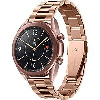Spigen Samsung Galaxy Watch Active 2 / Galaxy Watch 3 (41mm) / Huawei Watch GT 2 Kayış (20mm) Modern Fit Band Rose Gold…