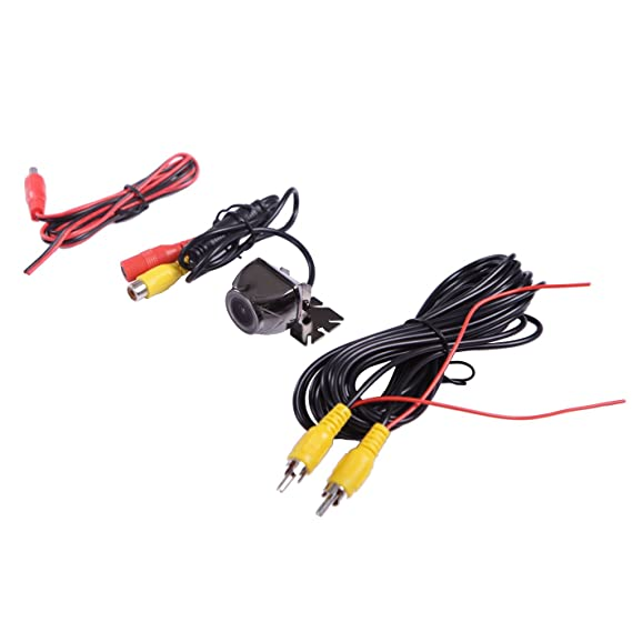 Amazon hde car rear view backup camera hd color cmos parking amazon hde car rear view backup camera hd color cmos parking cam waterproof with 170 degree viewing angle car electronics asfbconference2016 Images