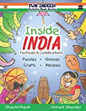 Inside India: Festivals and Celebrations, Activity Book for Kids