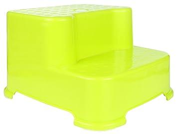 Yier Kind 2 Schritt Hocker Kinder 2 Schritt Für Badezimmer Portable  Kunststoff Step Hocker Küche Für