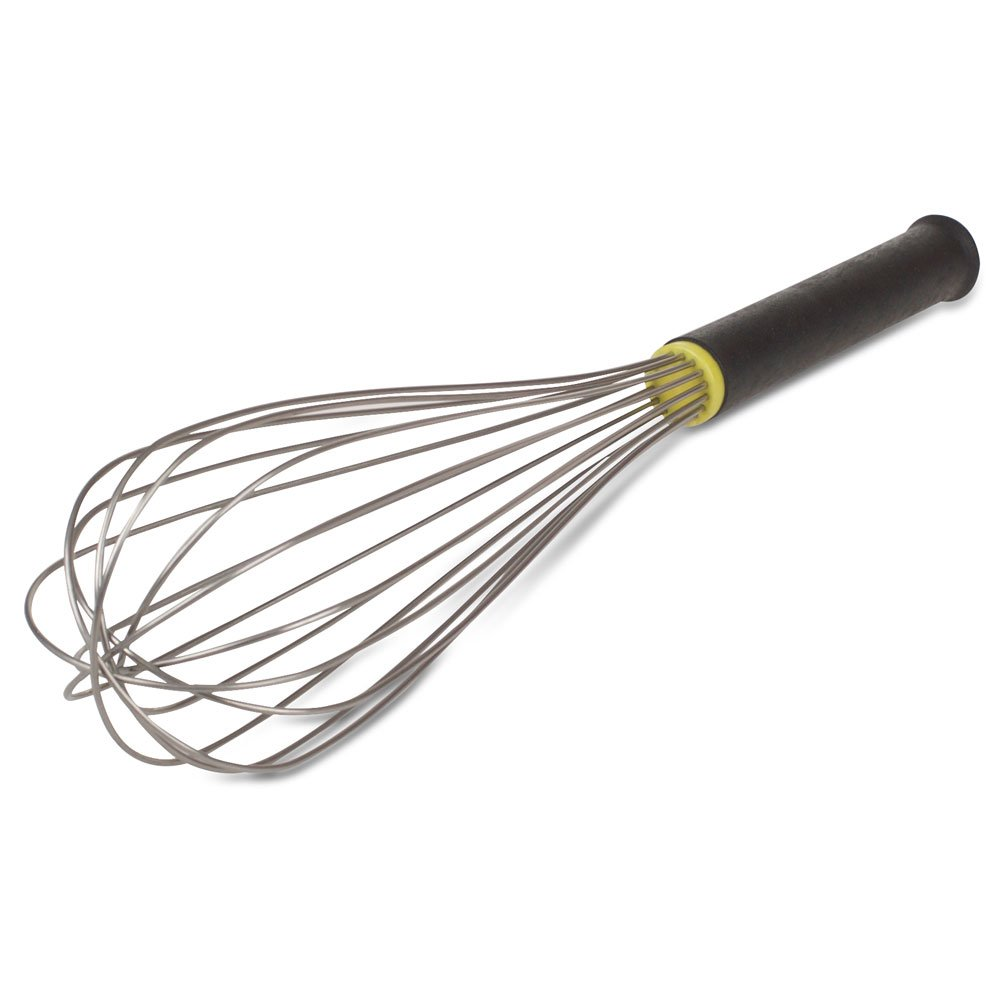 JB Prince 14'' Stainless Steel Whisk