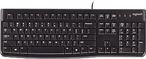 Logitech Plug and Play USB Keyboard K120