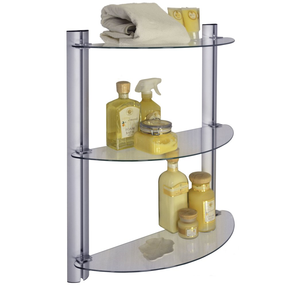 corner shelves shelving mounted standing storage unit and bathroom tier wall shelf stand cabinet white