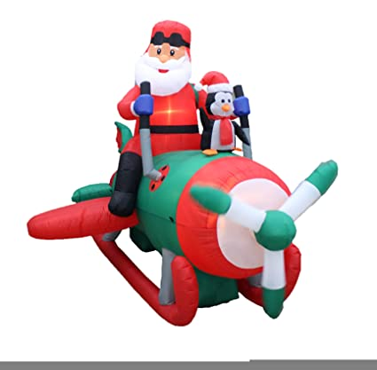 Amazon Com Bzb Goods Animated 8 Foot Long Christmas
