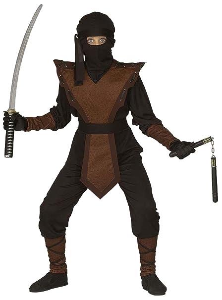 Amazon.com: Childrens Dragon Ninja 128cm Costume Small 5-7 ...