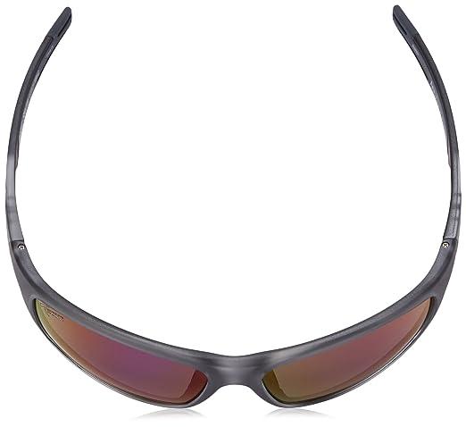 6b3ed88e5e50 Typhoon Men s Tropic Storm Polarized Iridium Wrap Sunglasses