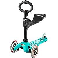Mini Micro Scooter 3 In 1 Deluxe Aqua Mmd011