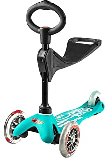 Amazon.com : Micro Kickboard Micro Mini Kick Scooter, Aqua ...