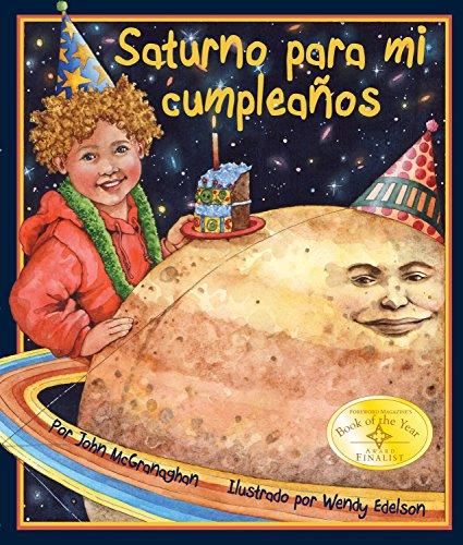 Saturno para mi cumpleaños (Spanish Edition) [John McGranaghan] (Tapa Blanda)