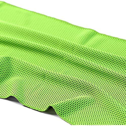 lazinem Cooling Towel Soft Absorbent Quick Dry Sports Workout Fitness Gym Towel Towels