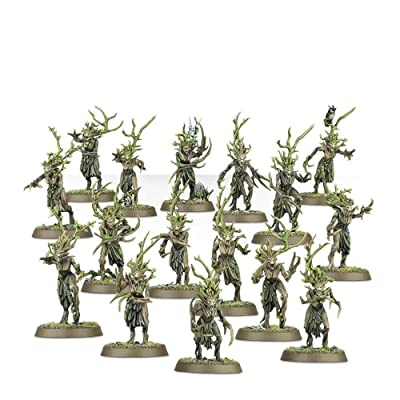Games Workshop 99120204019 Age of Sigmar Start Collecting Sylvaneth: Toys & Games
