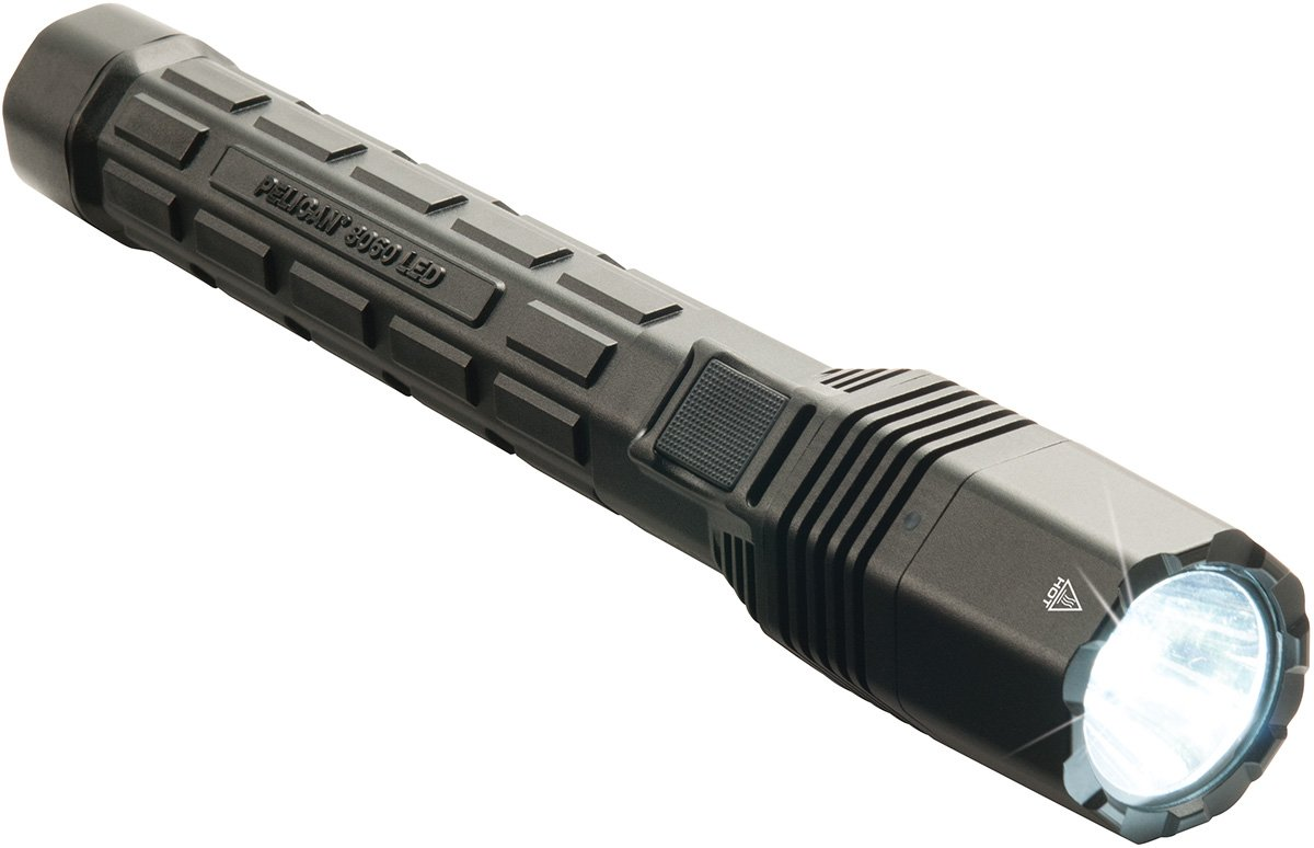 Black Pelican 8060 Tactical LED Flashlight