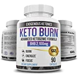 Keto Pills - 3X Dose (2100mg   90 Capsules) Advanced Keto Burn Diet Pills - Best Exogenous Ketones BHB Supplement - Max Stren