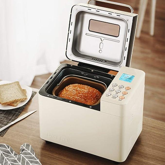 Amazon.com: Máquina multifunción para hornear pan, máquina ...
