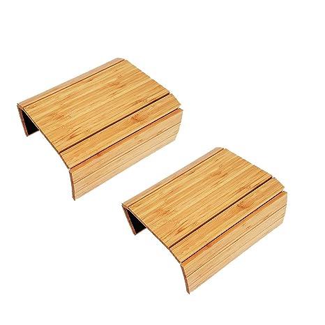 SLINKY SOFA TABLES Twin Packs Bamboo (Natural)