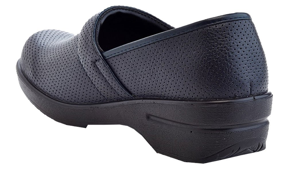 Rasolli Women's Perforated Slip On Clogs Mules by Rasolli (Image #2)