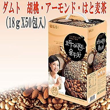 Damuto nogal - t? perla de la mezcla de cebada (en polvo) (