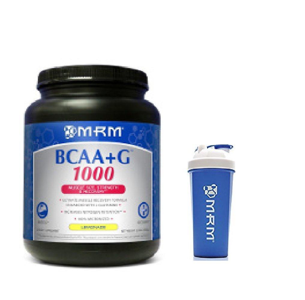【シェイカーセット】 BCAA+G 1000 1kg (グリーンアップル(Green Apple)) [並行輸入品] B01N1W30EI