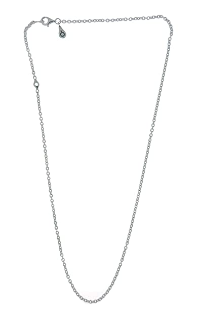a8f8289ebe45c PANDORA Sterling Silver Chain Necklace, 23.6 Inch