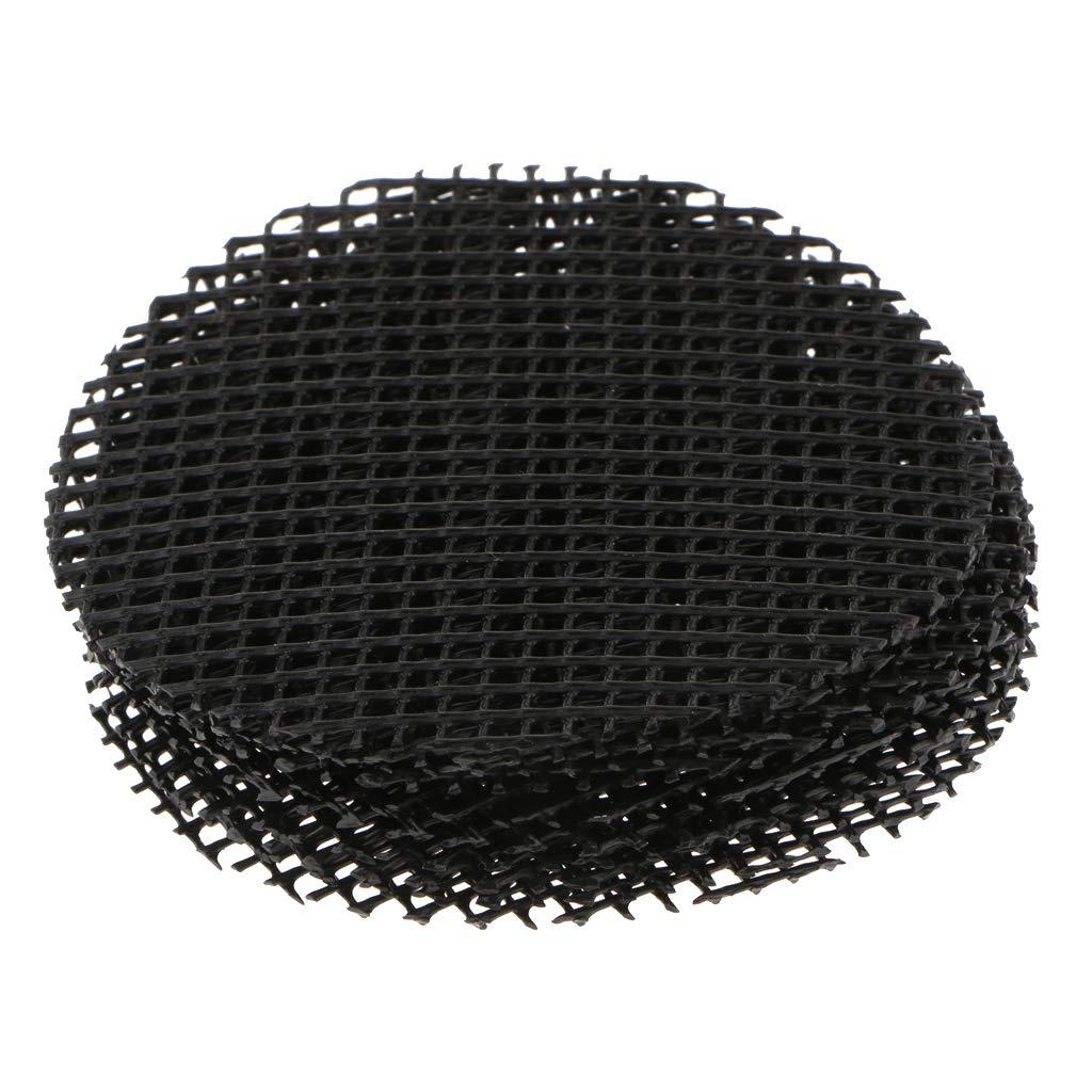 30 x 20 cm # 5 St/ück Sharplace Kunststoff-Drainage Mesh-Blatt Bonsai Blumentopf Bodennetz Bug Sch/ädlingsbek/ämpfung