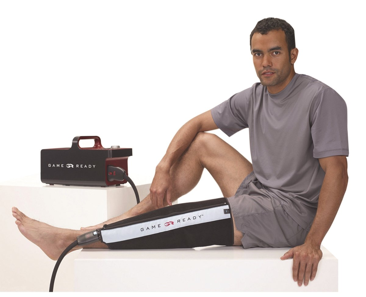 Straight Knee Wrap* with ATX - One Size Fits All