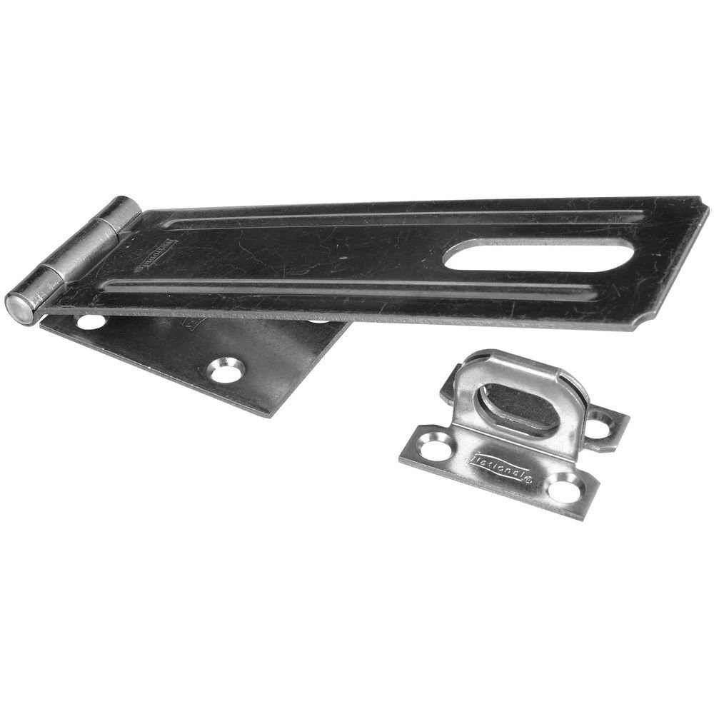 National Hardware N226-472 SPB30 Safety Hasp in Zinc plated