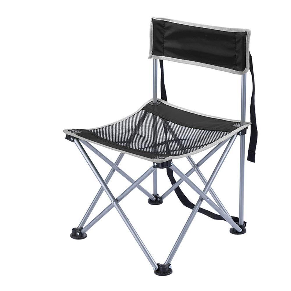 Tragbare Camping Stuhl Multifunktionale Stuhl Mit Aufbewahrungstasche Camping Klappstuhl Im Freien Tragbare Durable Gartensitz Für Reisen / Wandern / Angeln / Strand / BBQ / Outing Wanderer, Camp, St
