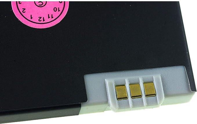 Powery Batería para Siemens SP65: Amazon.es: Electrónica