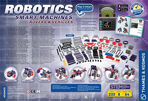 61zYBKZDWaL - Thames & Kosmos Robotics: Smart Machines Rovers and Vehicles