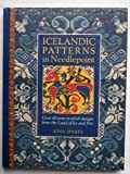 Icelandic Patterns in Needlepoint, Jona Sparey, 0715399888