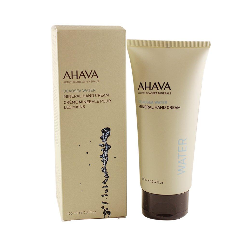 Ahava: Mineral Hand Cream - Deadsea Water - Handcreme mit Meerwasser (100 ml) 697045150168