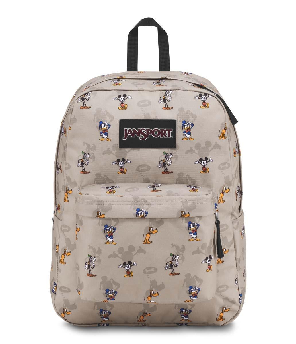 JanSport Disney Superbreak Backpack (Fab Shadow)