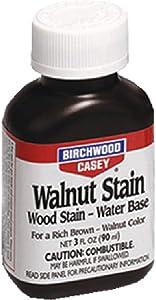 Birchwood Casey Walnut Wood Stain, 3-Ounce