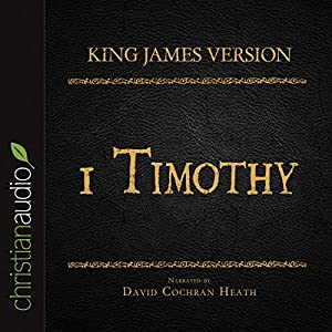 Holy Bible in Audio - King James Version: 1 Timothy Audiobook