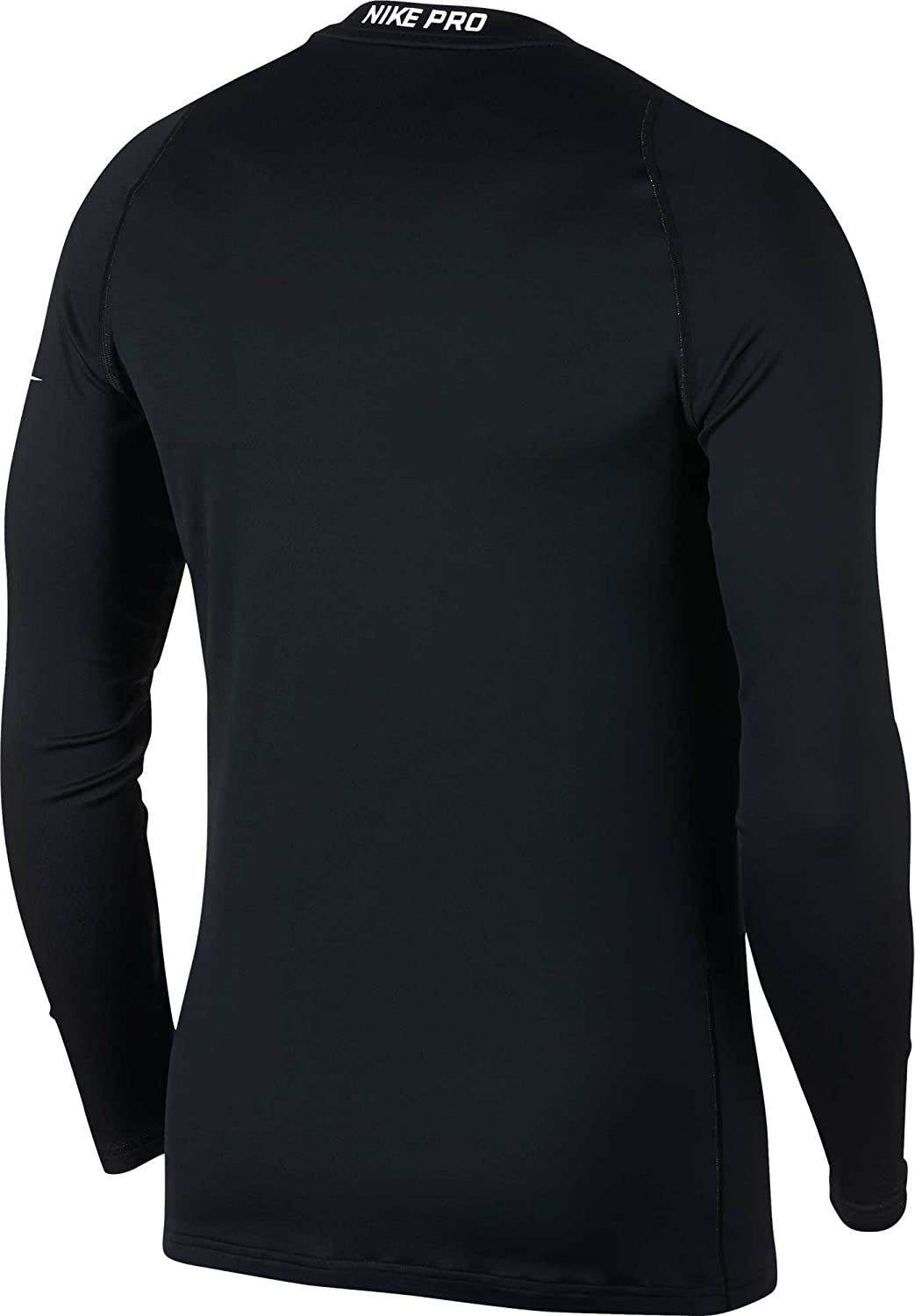 Nike Pro Mens Colorburst 2 Long Sleeve Shirt Blk Combat Base Layer Sleeves Atmosphere Grey White Xl Sports Outdoors