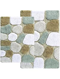 Chesapeake 2 Piece Pebbles 21 Inch By 34 Inch And 24 Inch