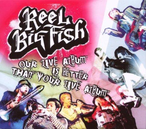 Reel big fish cd covers for Fishing reel ringtone