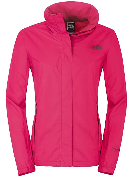 the north face resolve jacket mujer