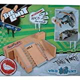 Skate Park Kit, Hometall 5PCS Skate Park Kit Ramp